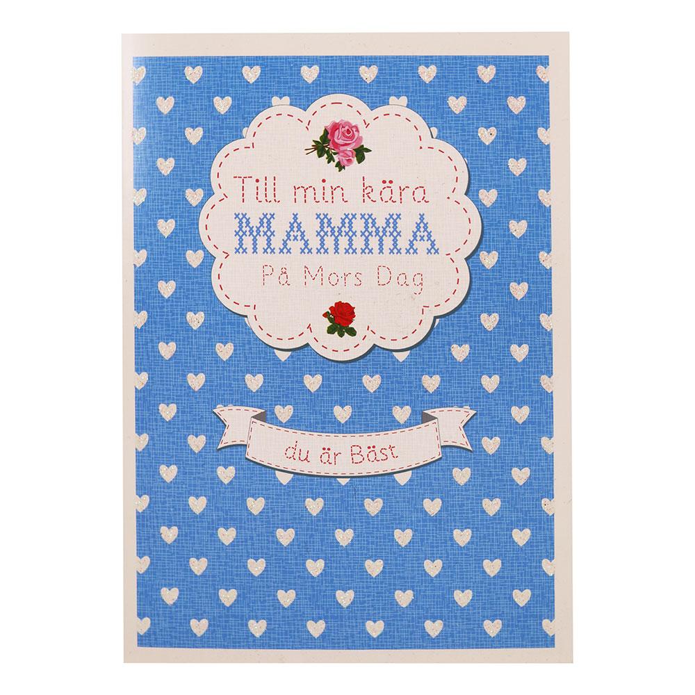 Kort Till Min Kära Mamma På Mors Dag