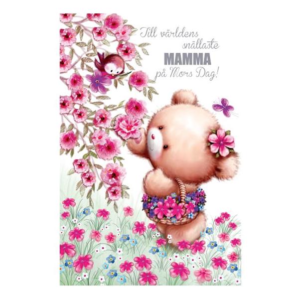 Kort Till Världens Snällaste Mamma