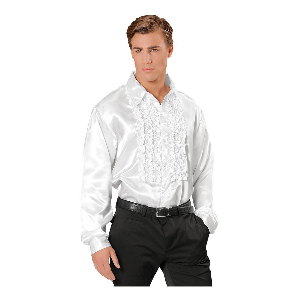 Kråsskjorta Vit - Medium/Large
