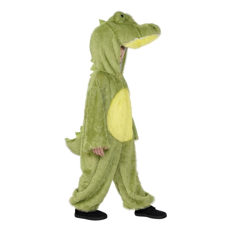 Krokodil Barn Maskeraddräkt - Small