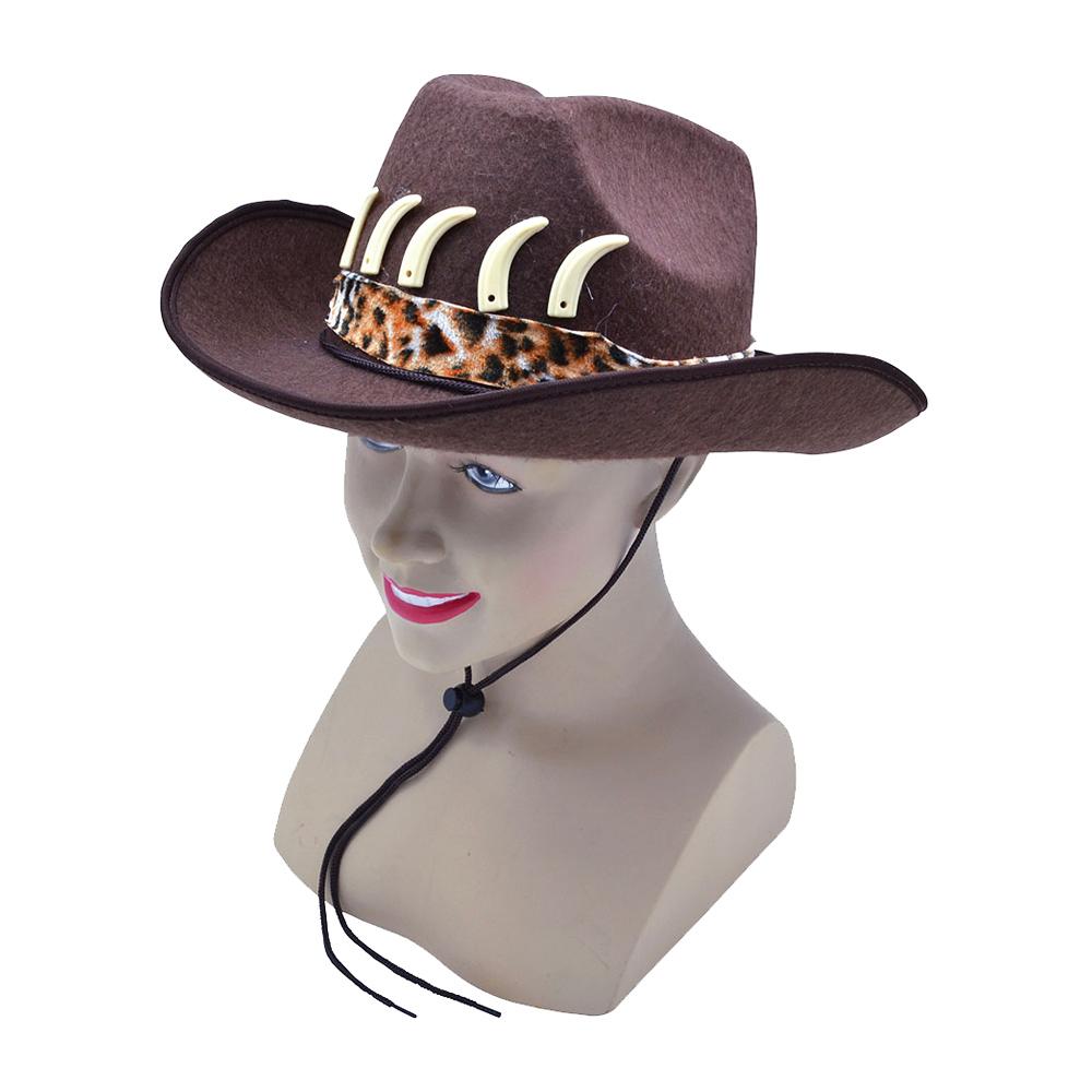 Krokodiljägare Hatt