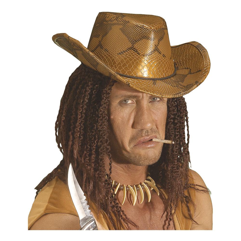 Krokodiljägaren Hatt - One size