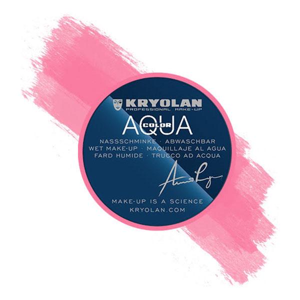 Kryolan Aquacolor Smink - Ljusrosa