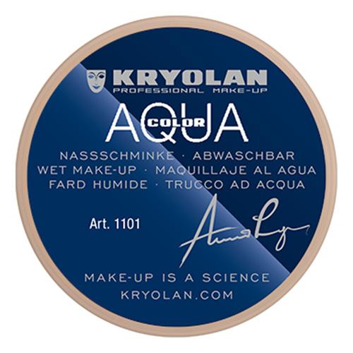 Kryolan Aquacolor Smink - Blå