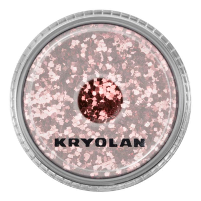 Kryolan Kroppsglitter - Rosé