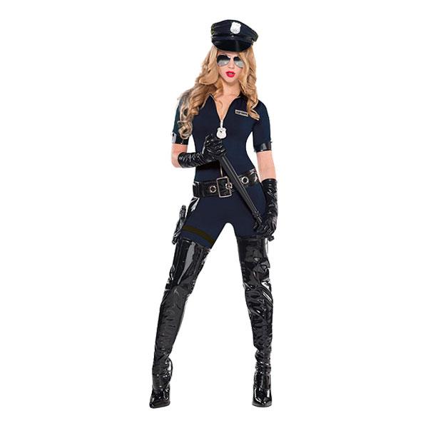 Polisuniform   poliskläder för maskerad - Maskeradprylar.se 42769258cabf3