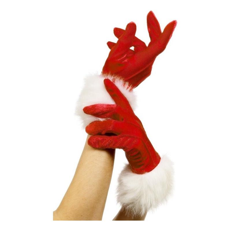Kvinnliga Tomtehandskar - One size