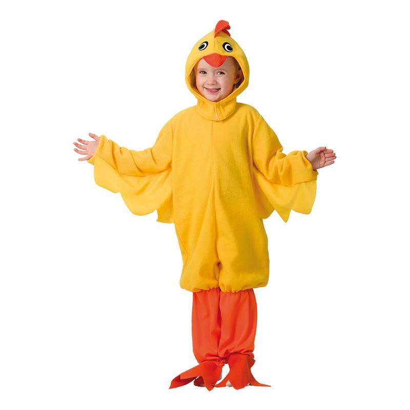 Kyckling Barn Maskeraddräkt - Medium