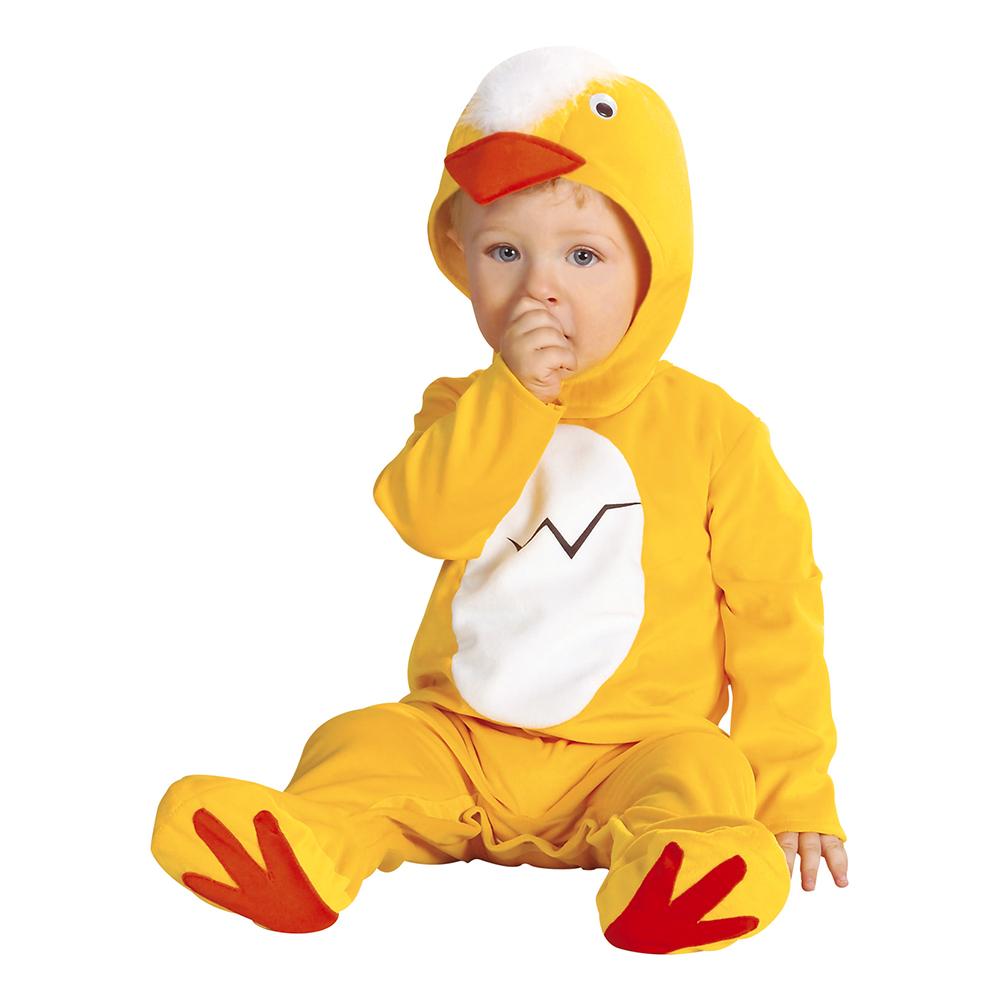 Kyckling Bebis Maskeraddräkt - One size