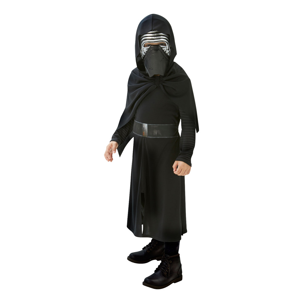 Kylo Ren Barn Maskeraddräkt - Medium