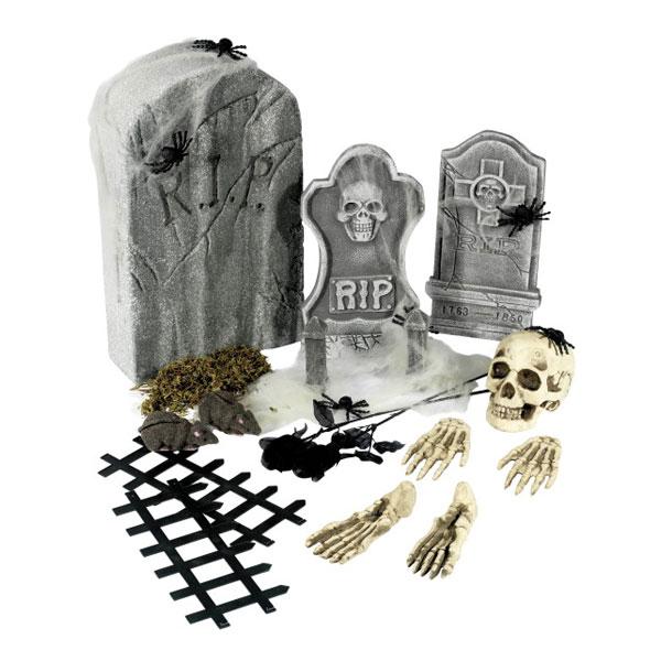 Kyrkogårdskit Halloween