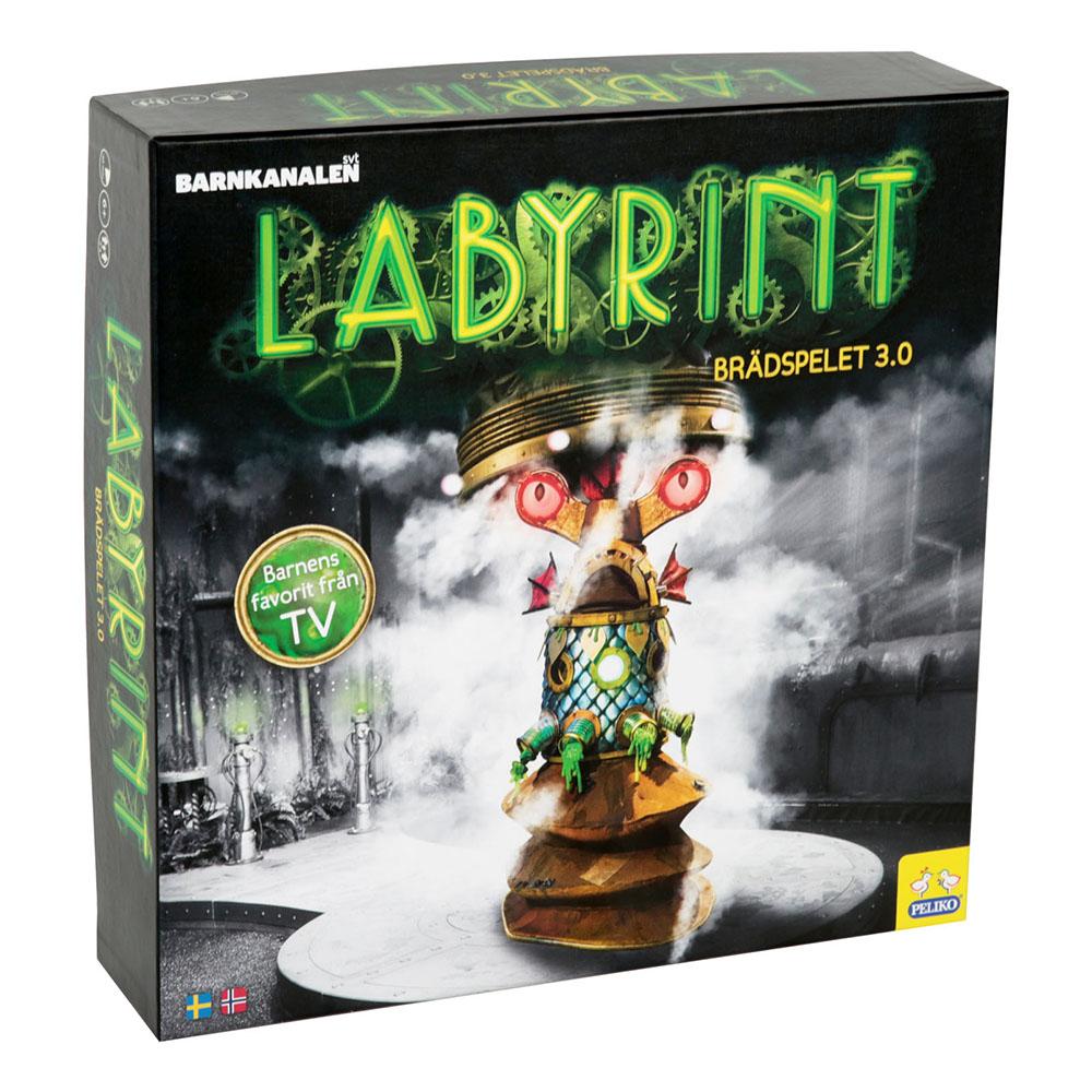 Labyrint 3.0 Brädspel