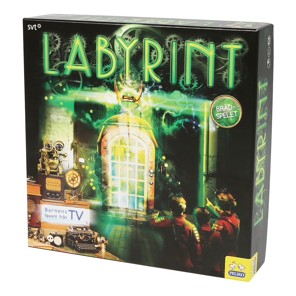 Labyrint Spel