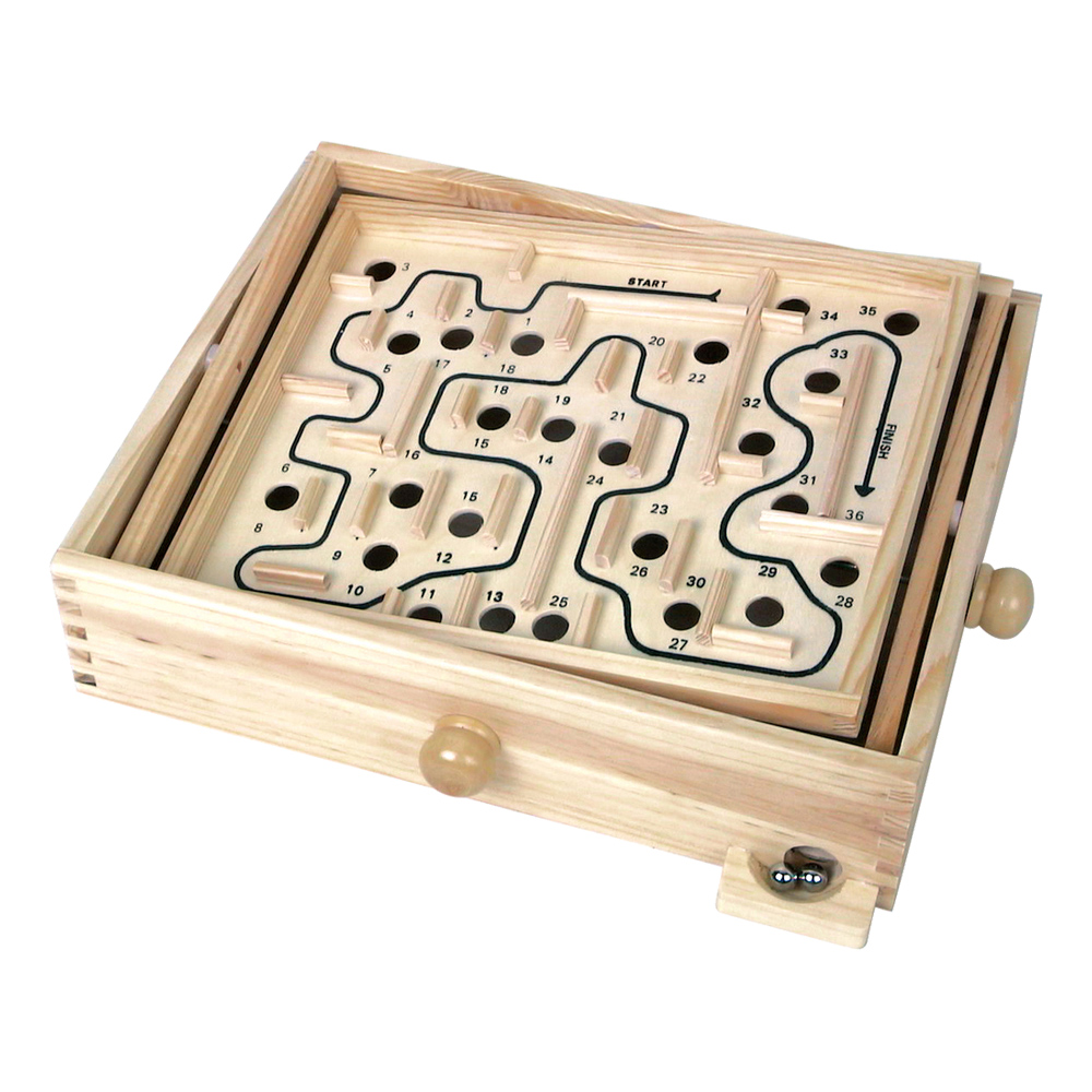 Labyrinth Spel