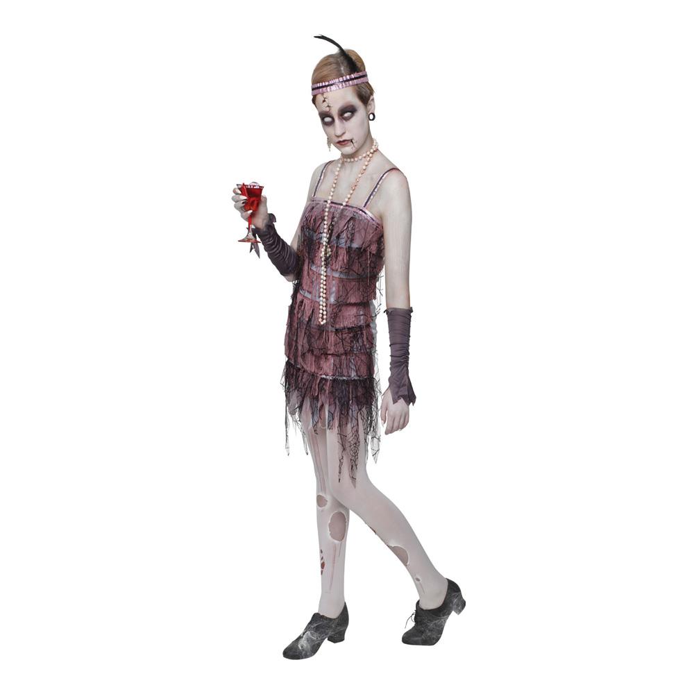Lady Gravestone Maskeraddräkt - Medium