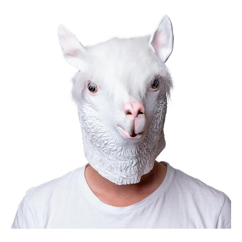 Lama Latexmask - One size