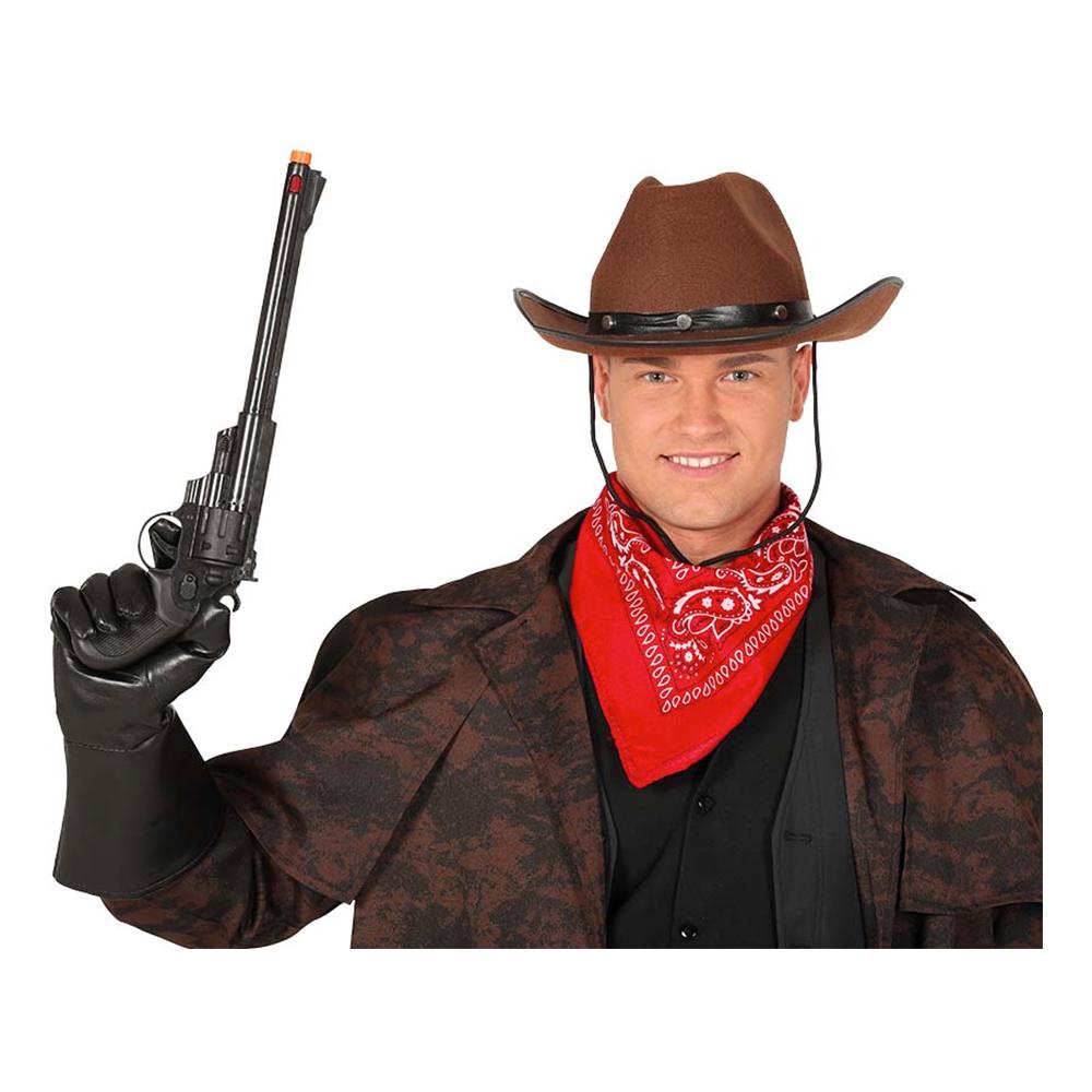 Lång Cowboypistol