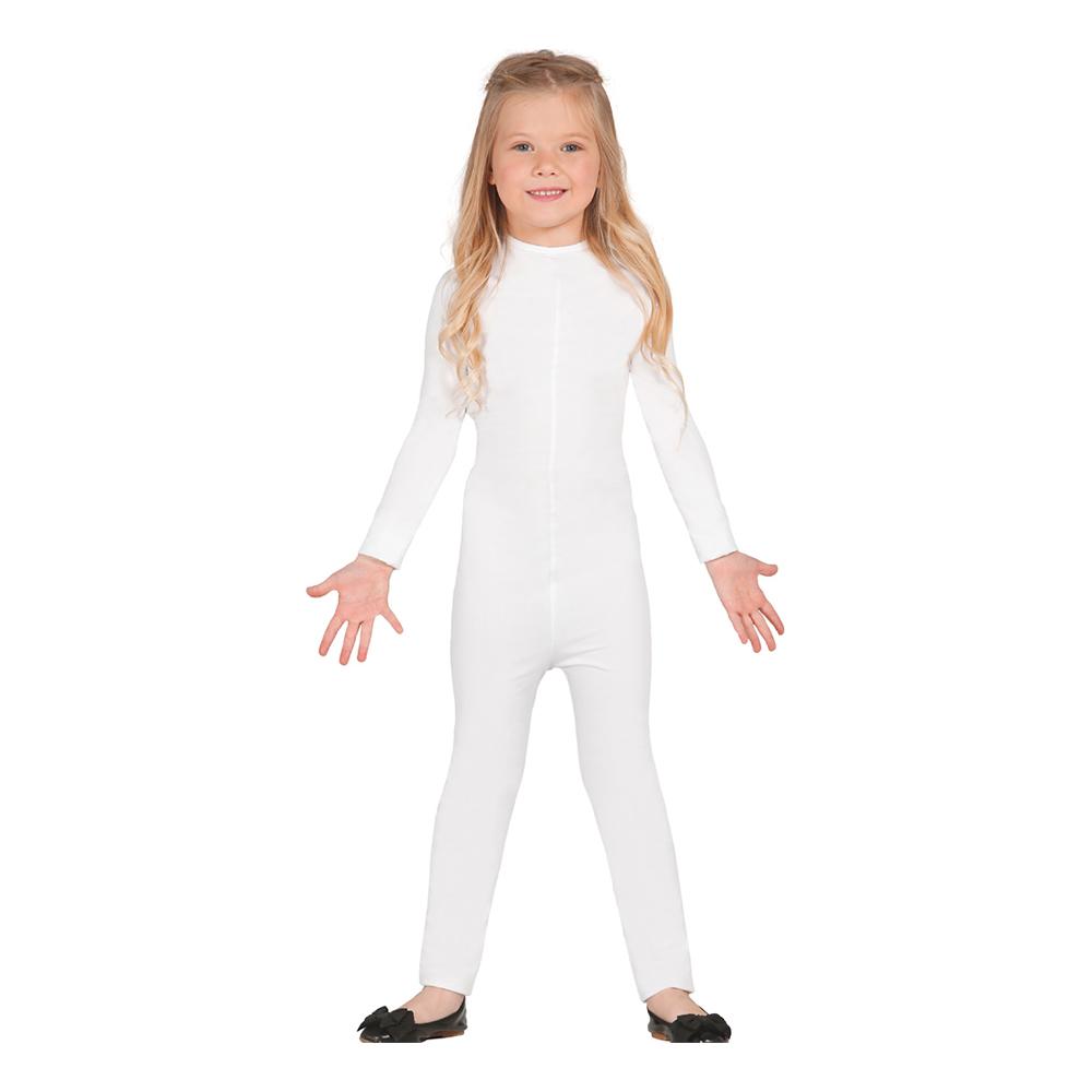 Långärmad Body för Barn Vit - Small