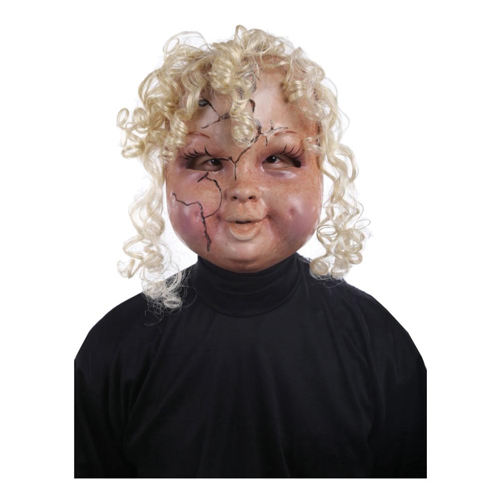 Läskig Carrie Mask - One size