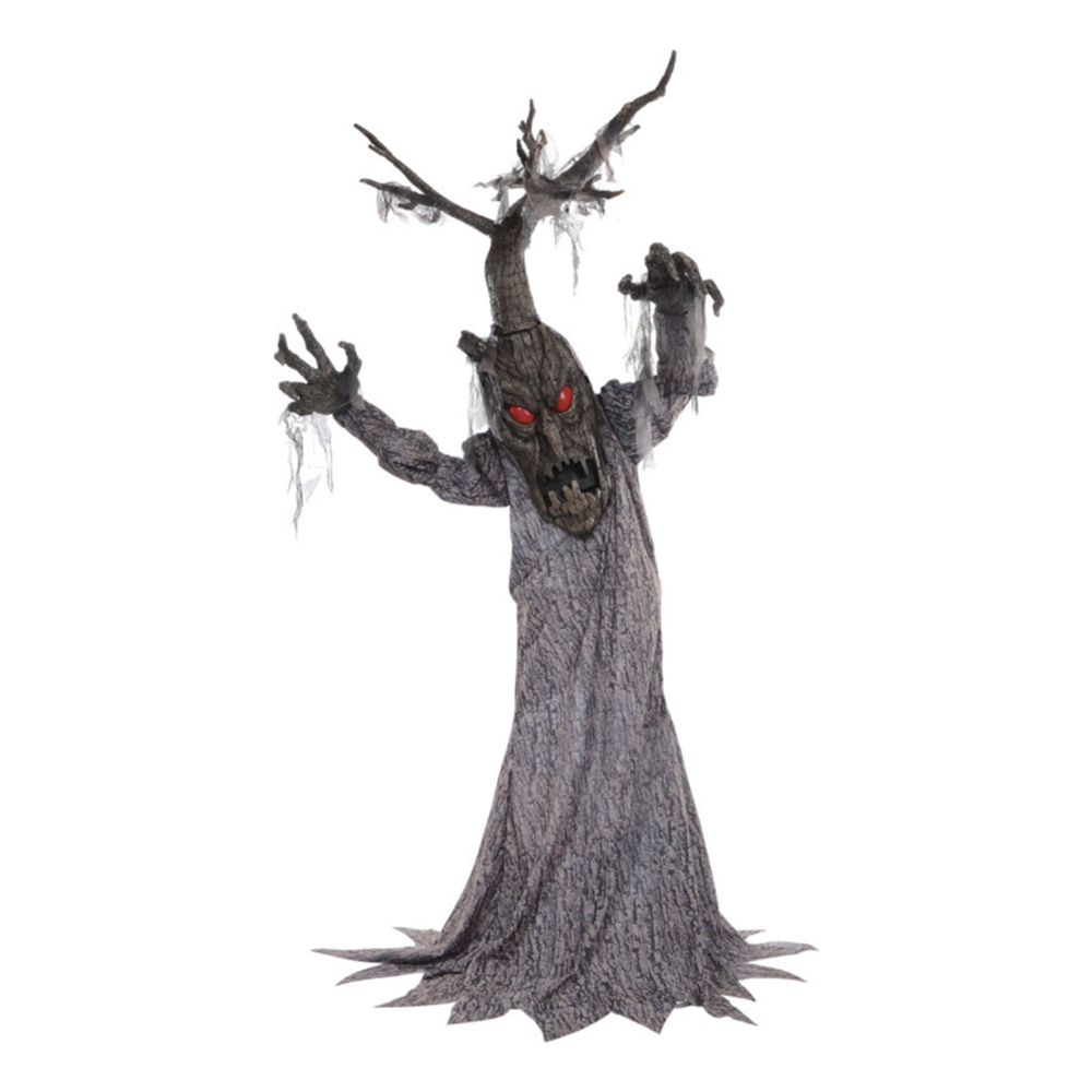 Läskigt Träd Prop