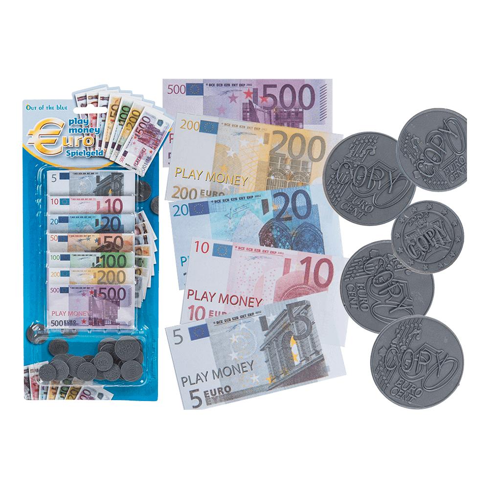 Låtsaspengar Euro