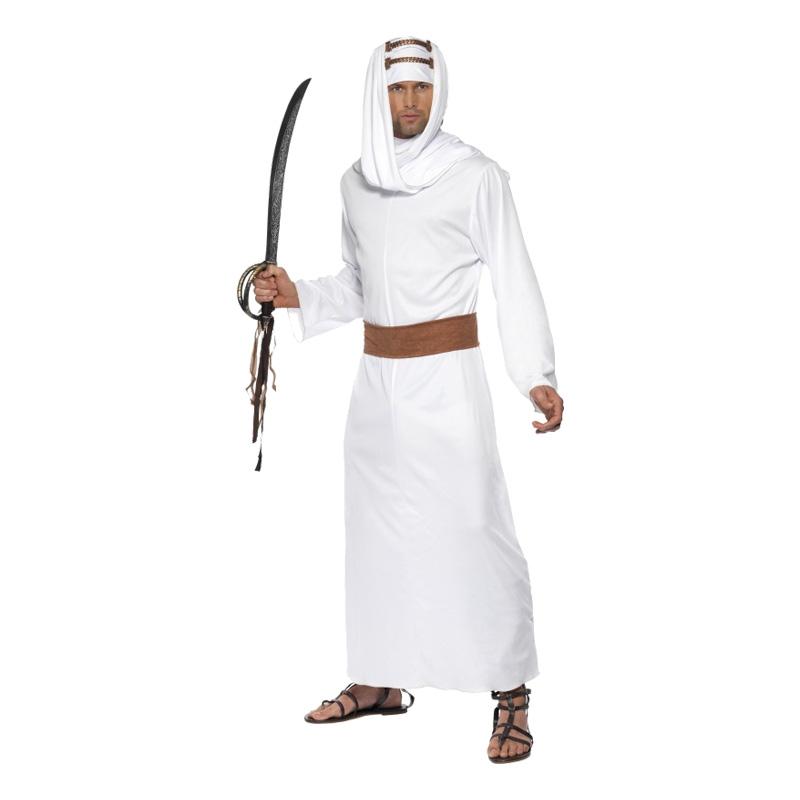 Prins av Arabien Maskeraddräkt - One size