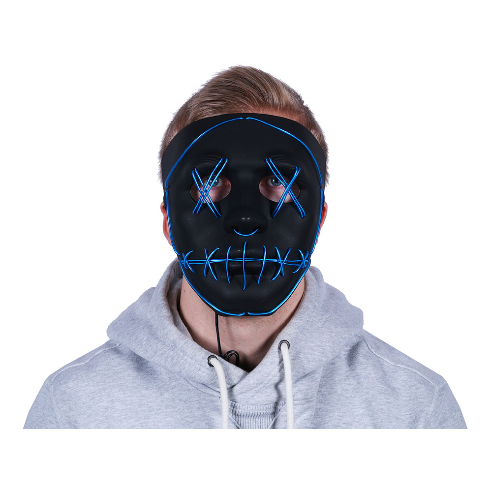 LED-Mask Nightmare - One size