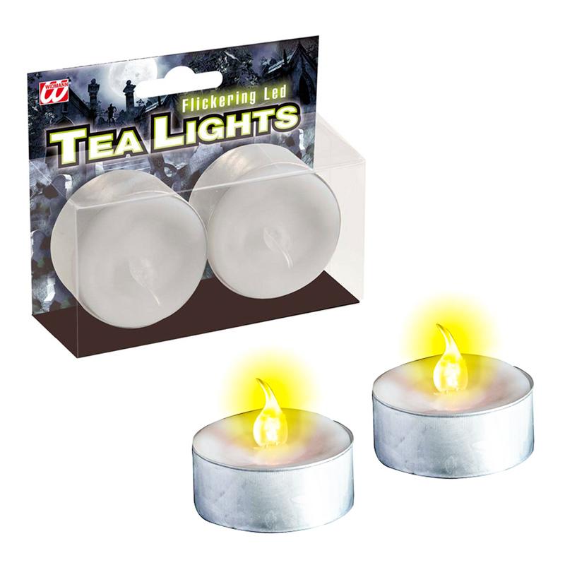 LED Värmeljus