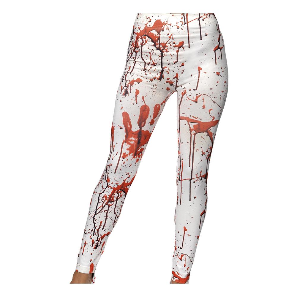 Leggings med Blodstänk - One size