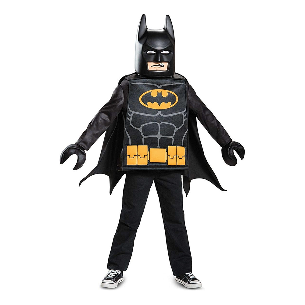 LEGO Batman Classic Barn Maskeraddräkt - One size