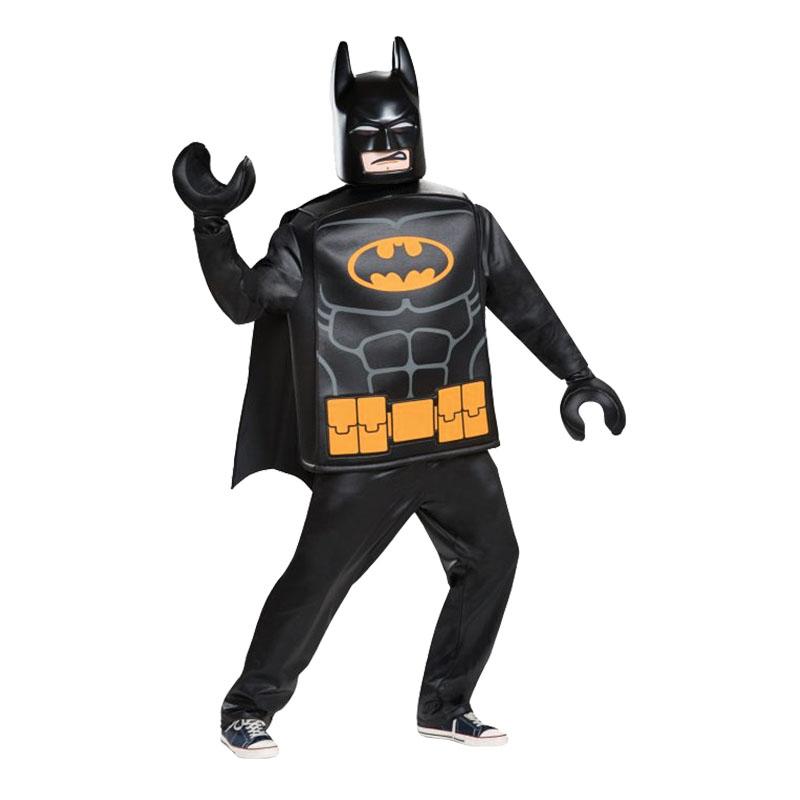 LEGO Batman Deluxe Maskeraddräkt - One size