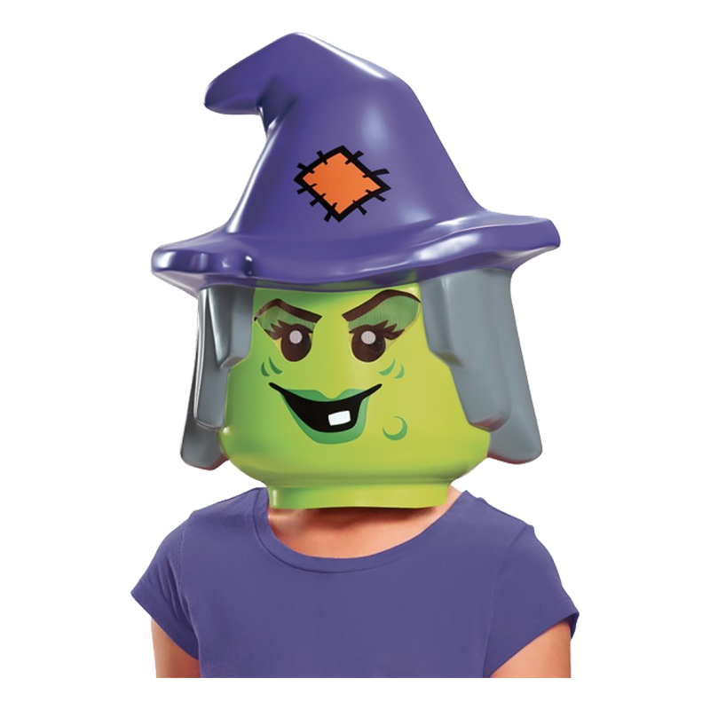 LEGO Häxa Barn Mask - One size