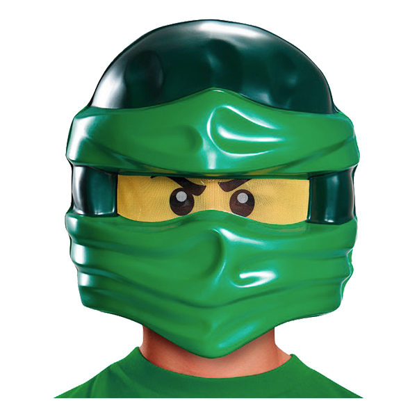 LEGO Lloyd Barn Mask - One size