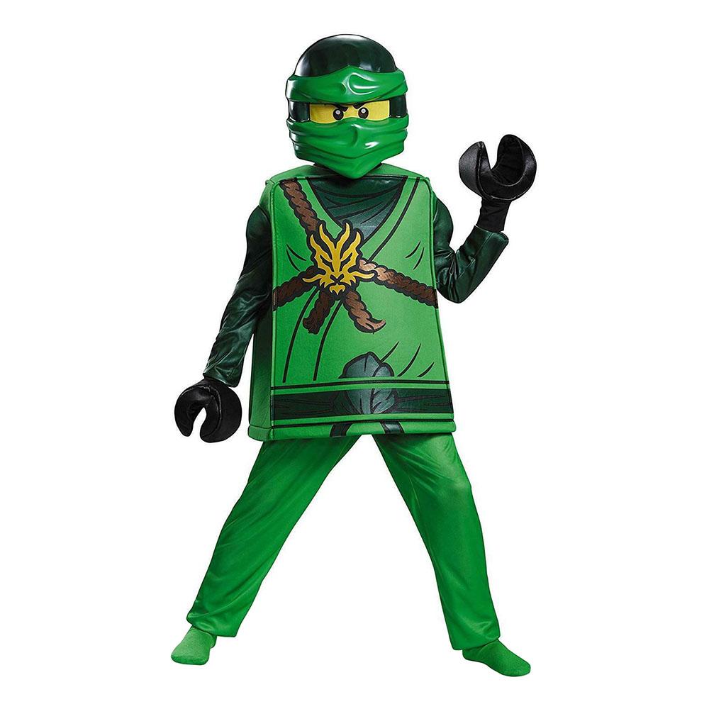 LEGO Lloyd Deluxe Barn Maskeraddräkt - Small