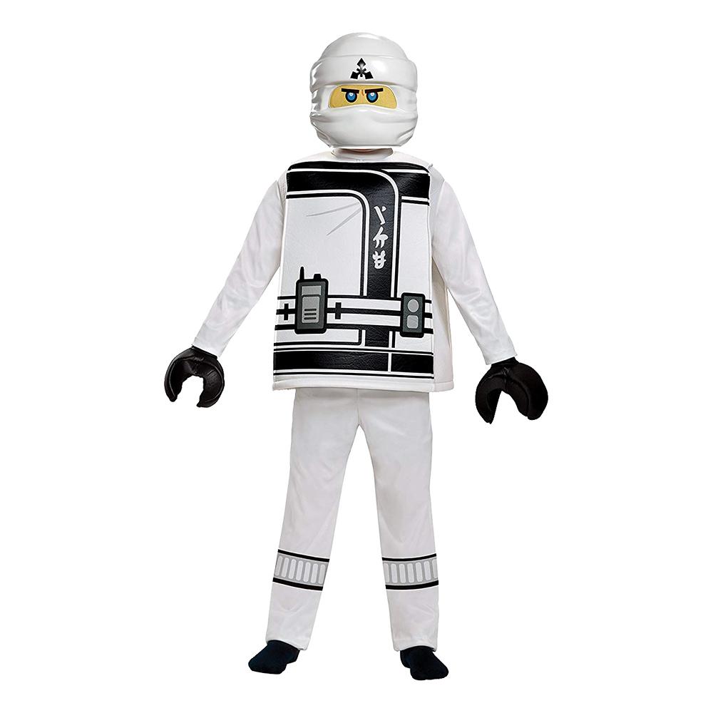 LEGO Zane Deluxe Barn Maskeraddräkt - Medium