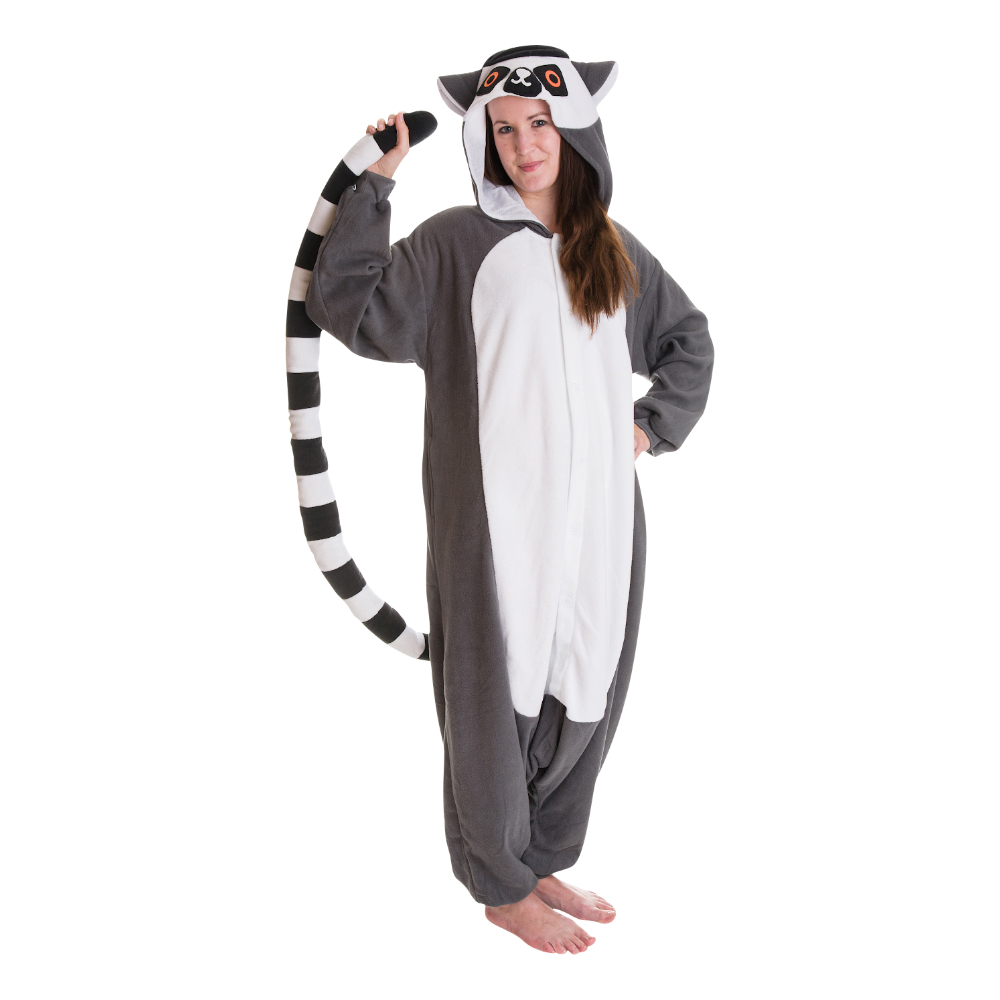 Lemur Kigurumi - Medium