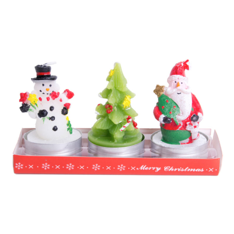 Ljus Julfigurer