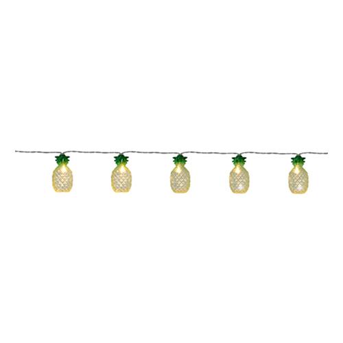 Ljusslinga Ananas LED
