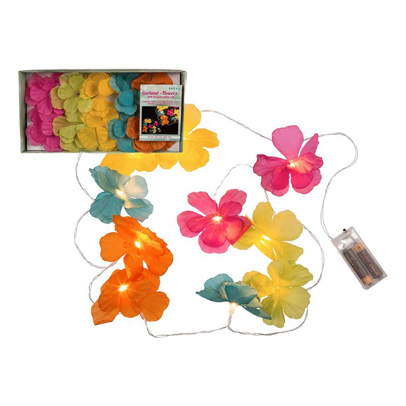 Ljusslinga Blommor Hawaii