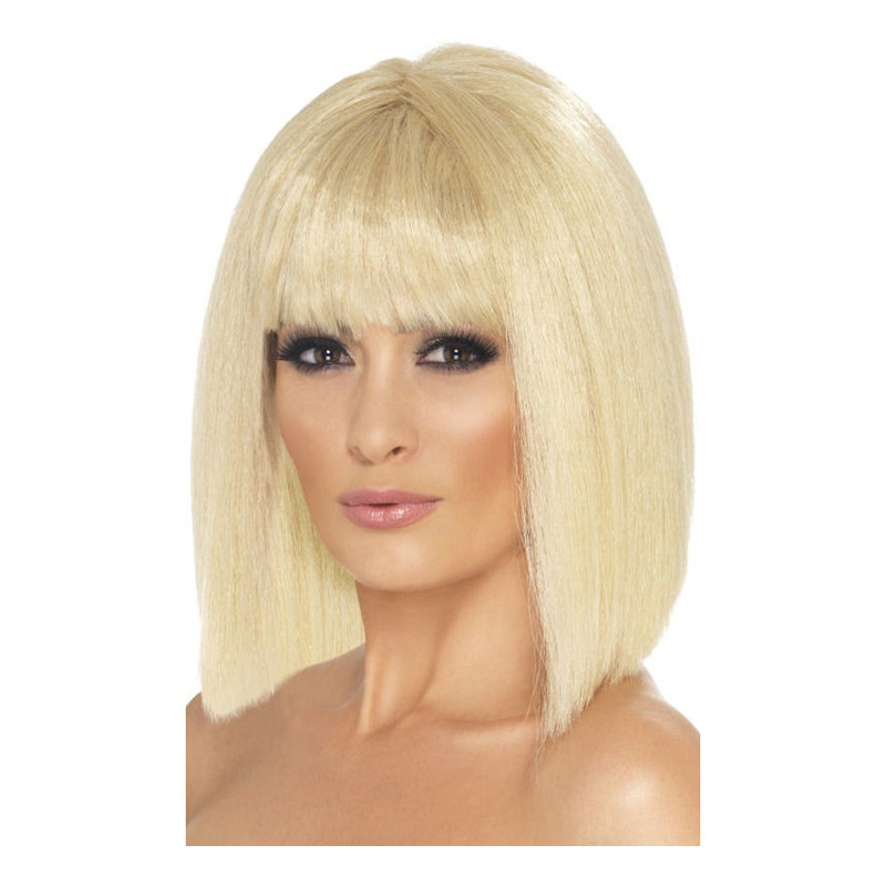 Lola Blond Peruk - One size