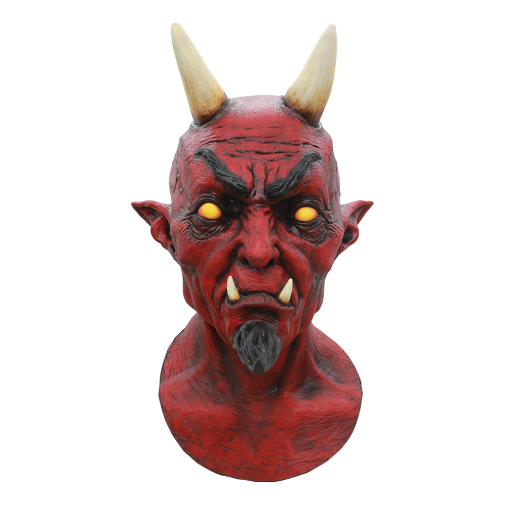 Lucifer Deluxe Mask - One size