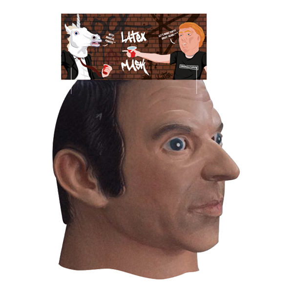 Macron Latexmask - One size