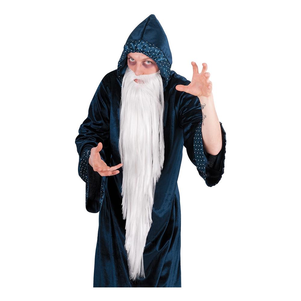 Magiker Vitt Skägg - One size