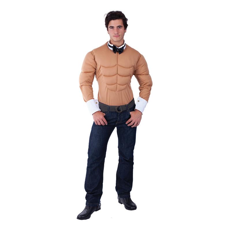 Manlig Strippa Maskeraddräkt - Standard