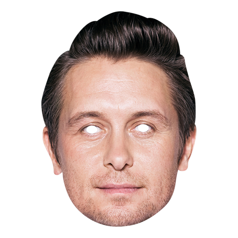 Mark Owen Pappmask