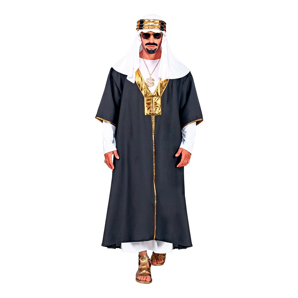 Marockansk Sultan Maskeraddräkt - Small