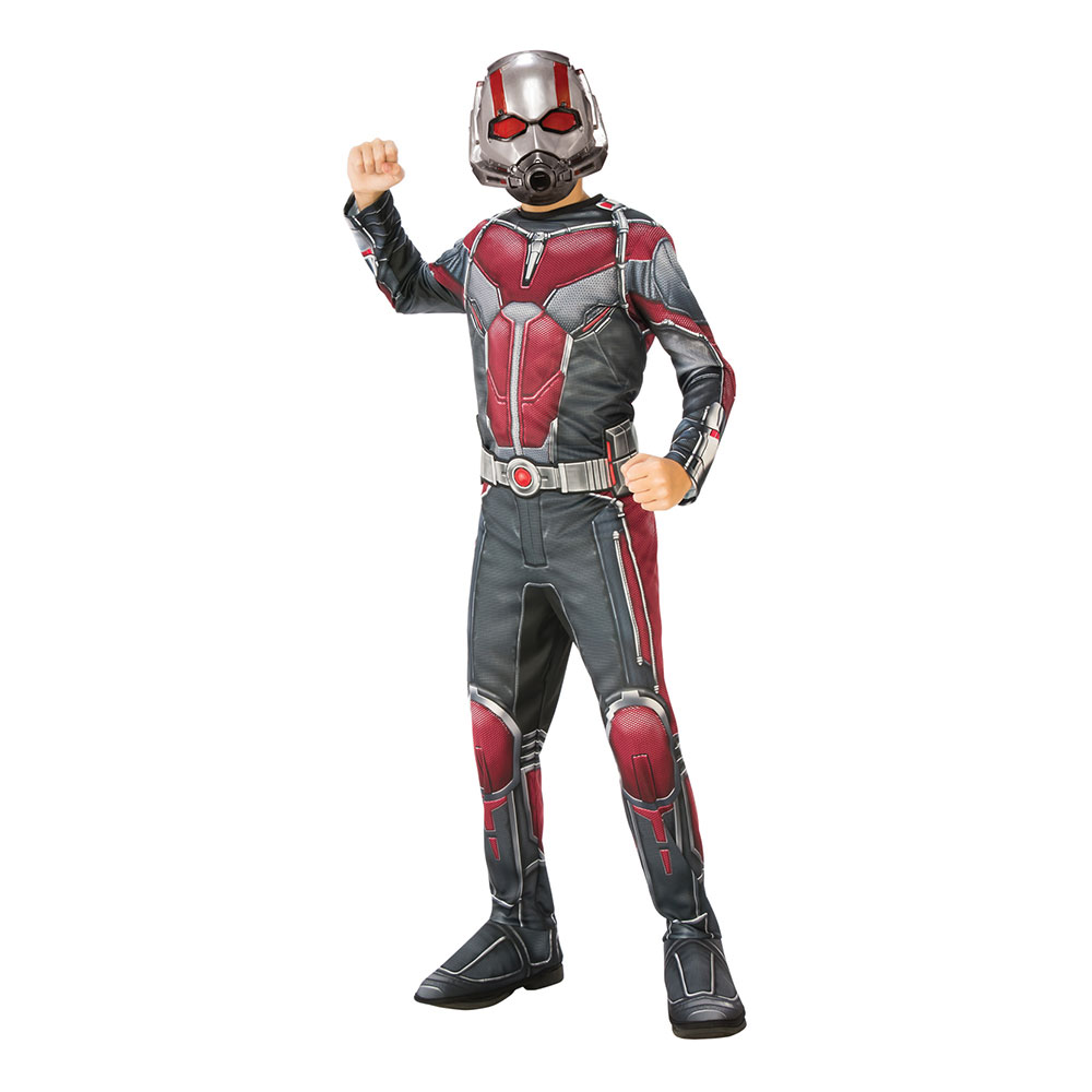 Marvel Ant-Man Barn Maskeraddräkt - Small