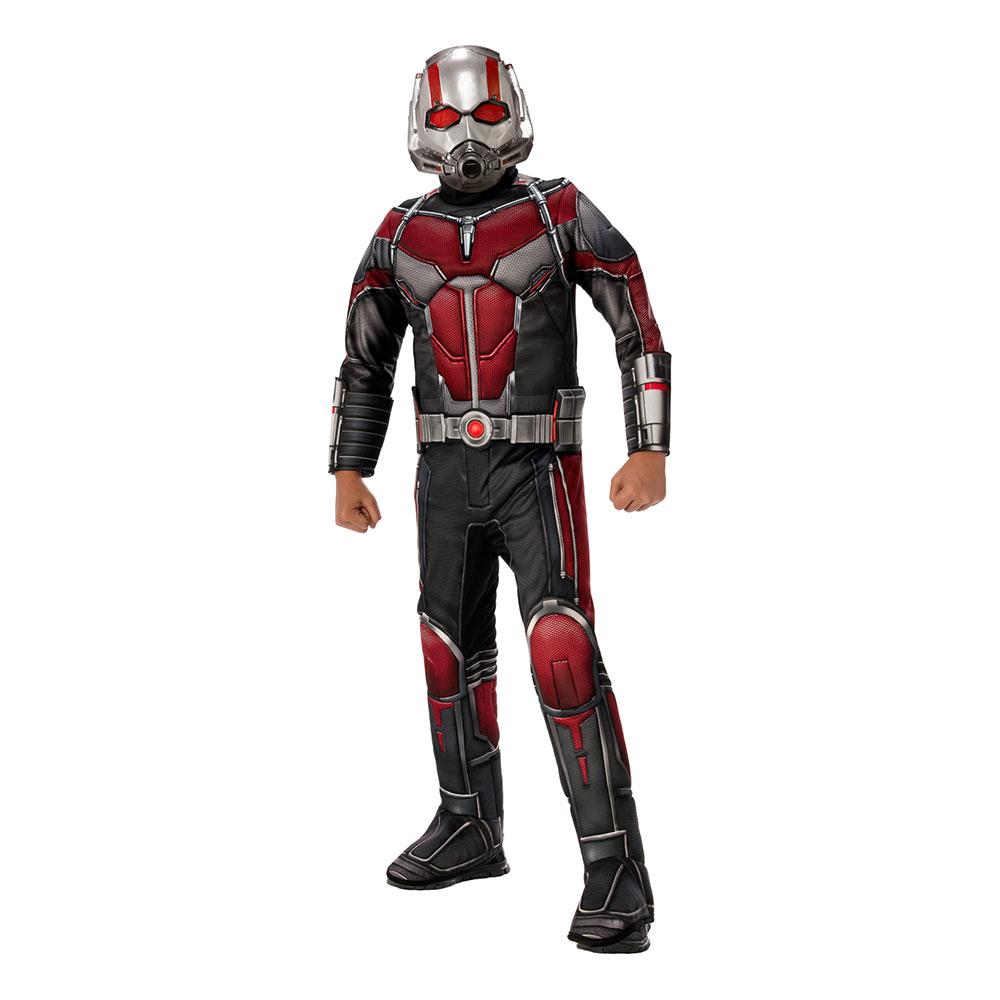 Marvel Ant-Man Deluxe Barn Maskeraddräkt - Medium