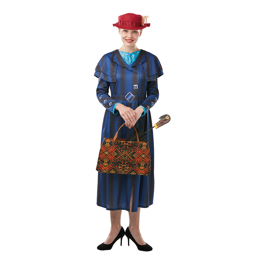 Mary Poppins Returns Maskeraddräkt - Small
