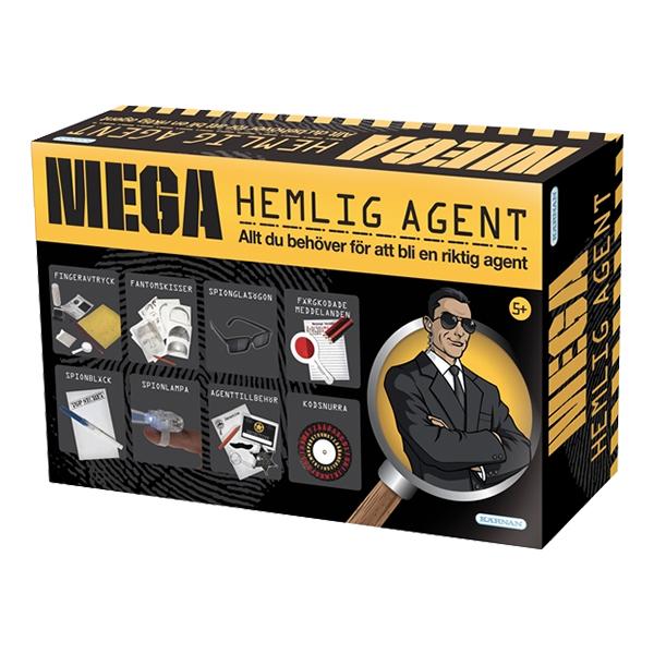 Megahemlig Agentlåda